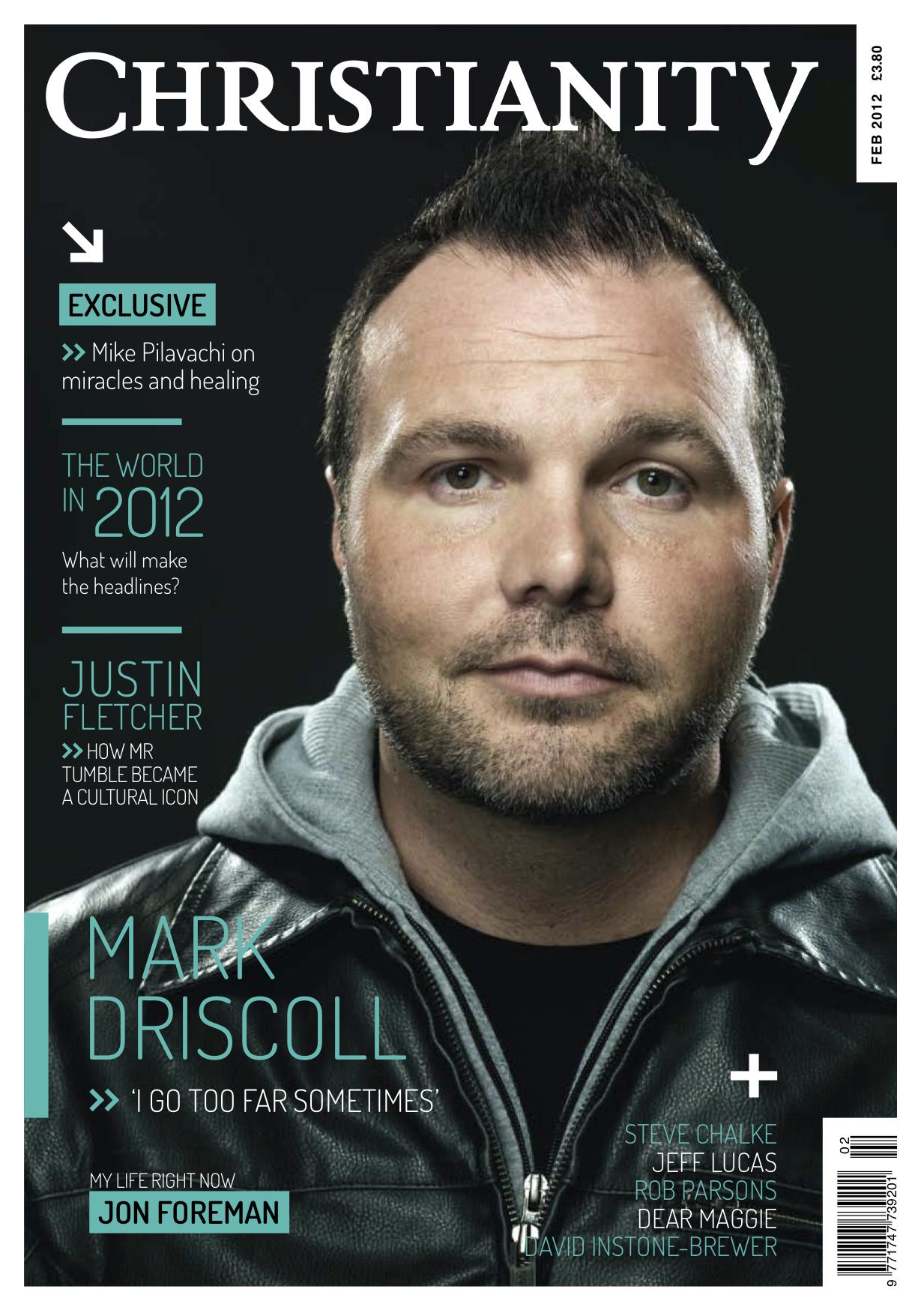 Christianity Magazine Covers Ian Barnard