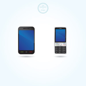 Mobile Phone Vector Icons
