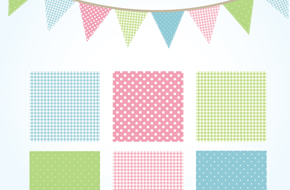 material-pink-dotted