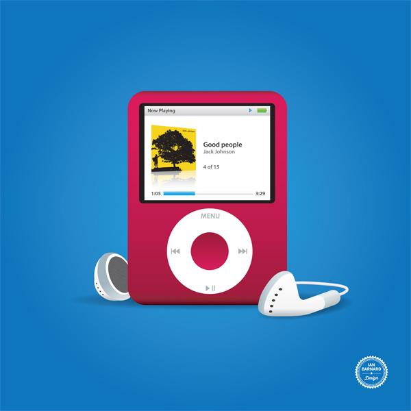 iPod Nano Vector