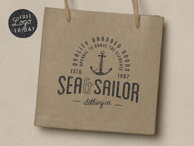 free-logo-friday-sea-sailor