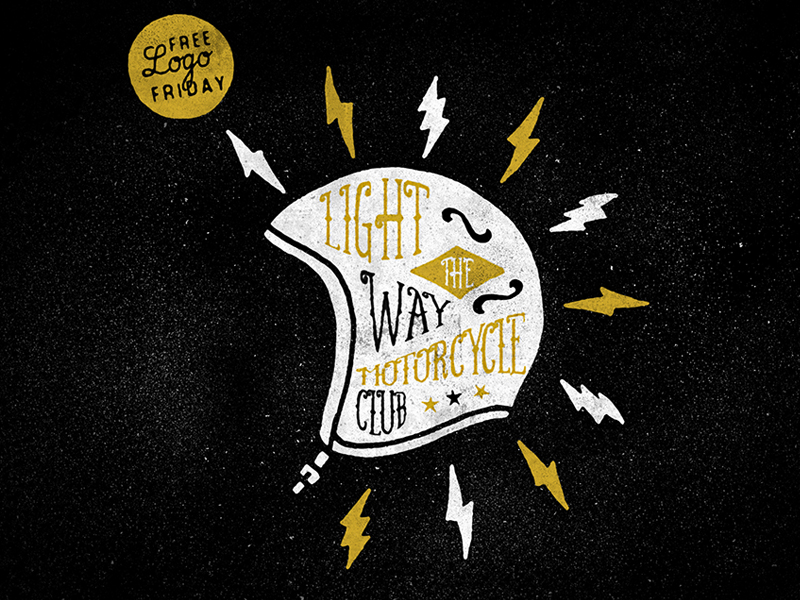 Light-the-way-logo-motorcycle