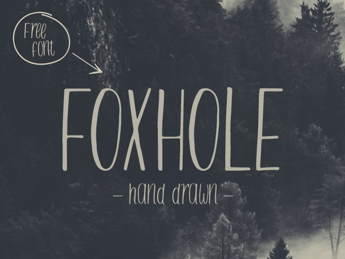 foxhole-font-free-typeface