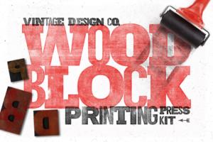 Woodblock Printing Kit
